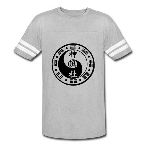 SWC LOGO BLACK - Vintage Sport T-Shirt