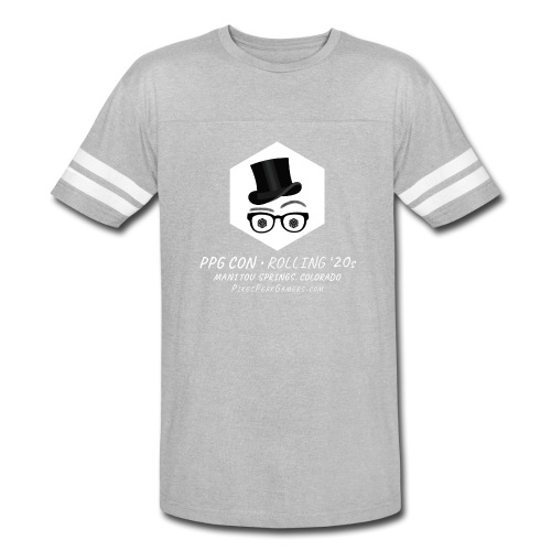 Pikes Peak Gamers Convention 2020 - Vintage Sport T-Shirt