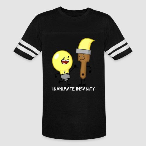 Lightbulb Paintbrush Duo - Vintage Sport T-Shirt