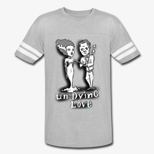 mr and mrs frank final - Vintage Sport T-Shirt