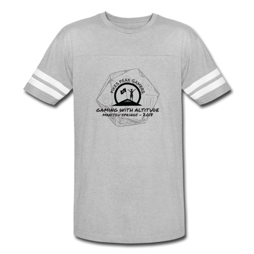 Pikes Peak Gamers Convention 2018 - Clothing - Vintage Sport T-Shirt