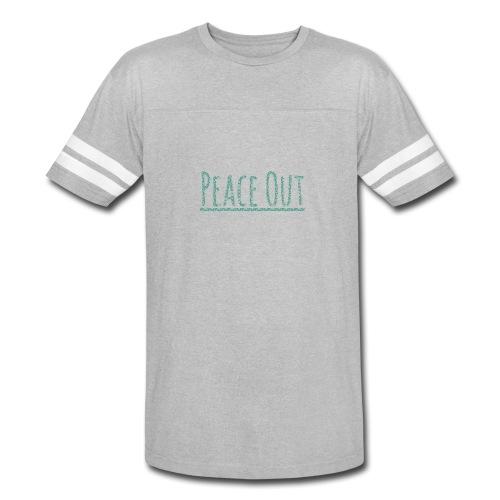 Peace Out Merchindise - Vintage Sport T-Shirt