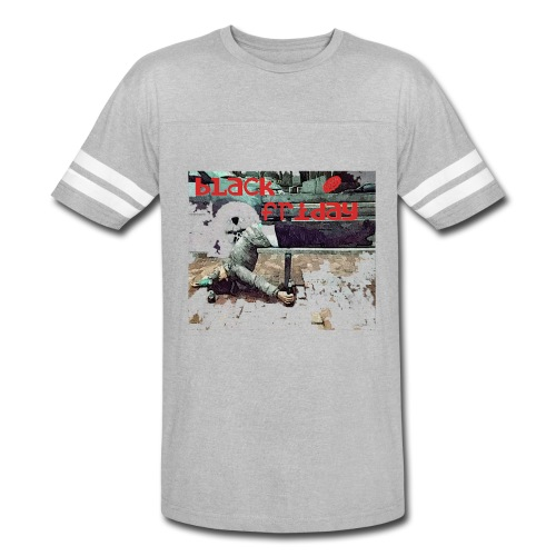 black friday - Vintage Sport T-Shirt