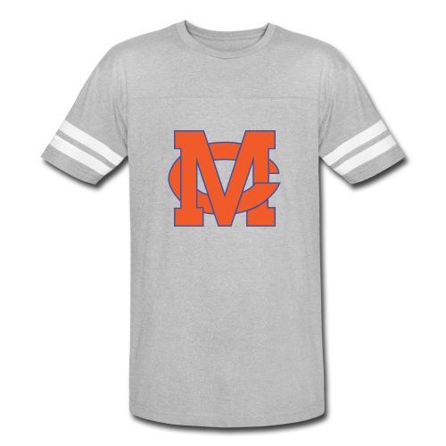 interlocking MC vector - Vintage Sport T-Shirt