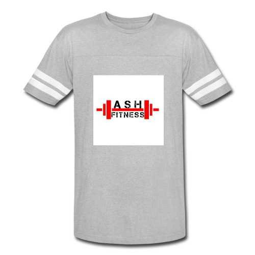ASH FITNESS MUSCLE ACCESSORIES - Vintage Sport T-Shirt