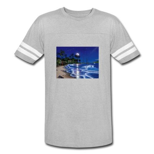 full moon - Vintage Sport T-Shirt