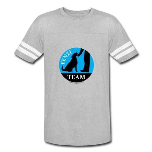 FENZITEAM Logo W - NOT FOR BLACK - Vintage Sport T-Shirt