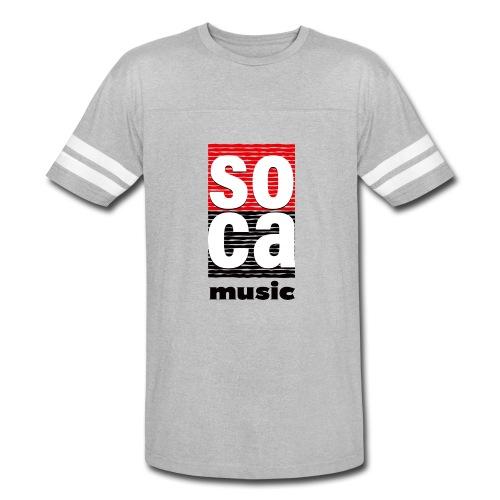 Soca music - Vintage Sport T-Shirt