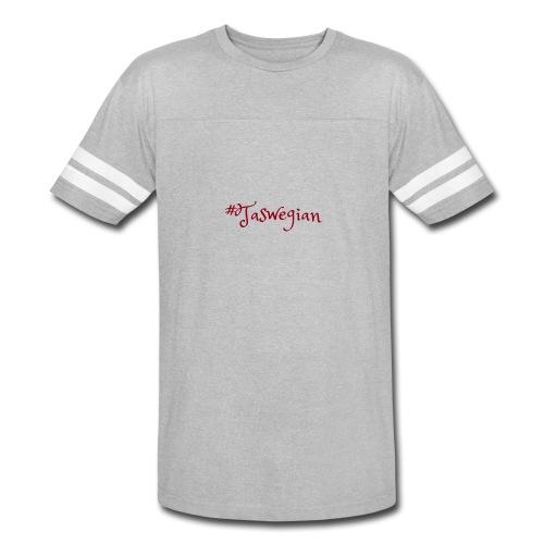 Taswegian Red - Vintage Sport T-Shirt