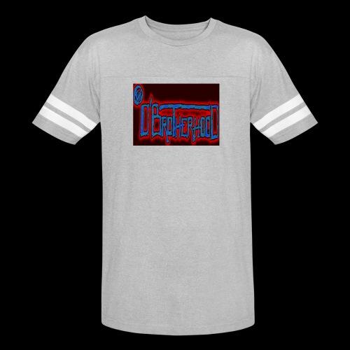 The D'BroTHerHooD Logo - Vintage Sport T-Shirt