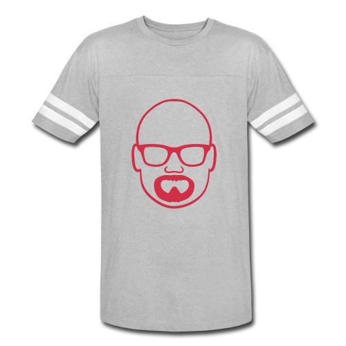 MDW Music official remix logo - Vintage Sport T-Shirt