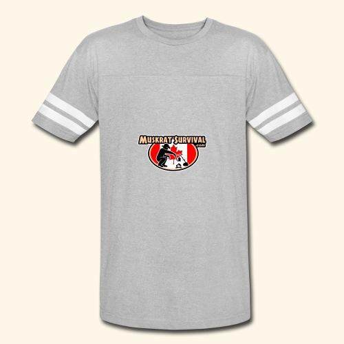 Muskrat Badge 2020 - Vintage Sport T-Shirt