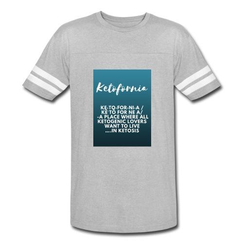 Ketofornia - Vintage Sport T-Shirt