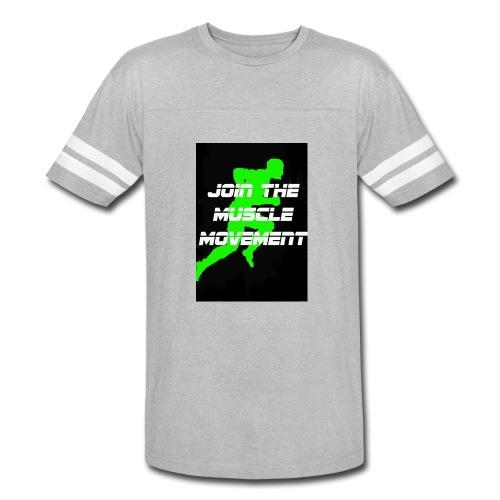 muscle movement - Vintage Sport T-Shirt