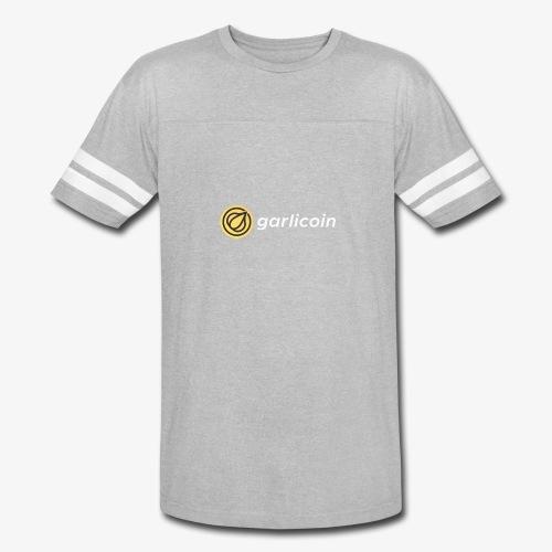 Garlicoin - Vintage Sport T-Shirt