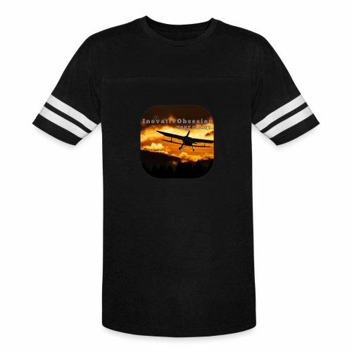 "InovativObsesion ""TAKE FLIGHT"" apparel - Vintage Sport T-Shirt"