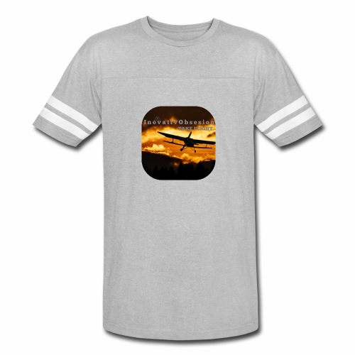 "InovativObsesion ""TAKE FLIGHT"" apparel - Vintage Sport T-Shirt"