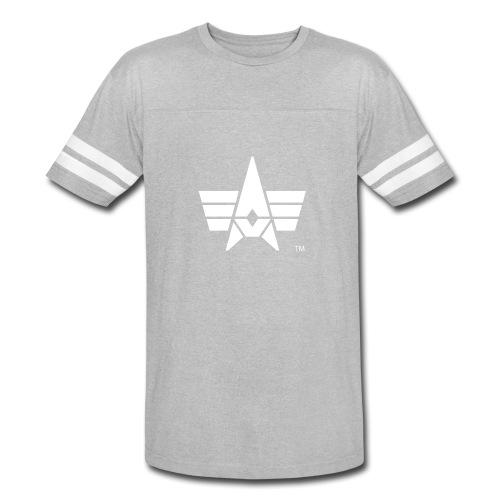 BHK Icon white TM - Vintage Sport T-Shirt