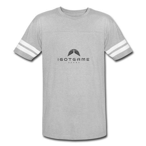 IGOTGAME ONE - Vintage Sport T-Shirt