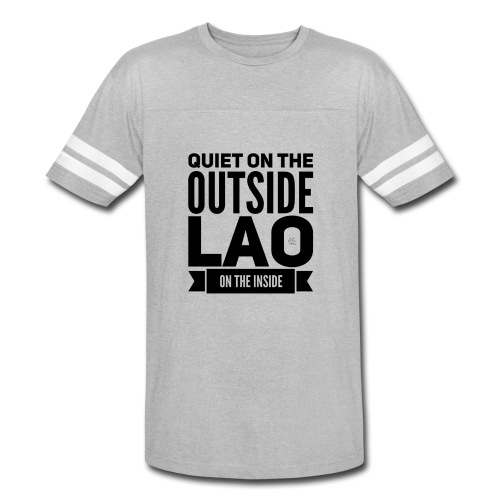 Quiet - Vintage Sport T-Shirt