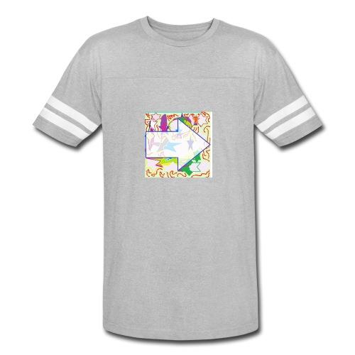 shapes - Vintage Sport T-Shirt