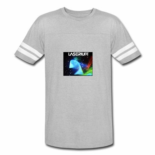 LASERIUM Laser spiral - Vintage Sport T-Shirt