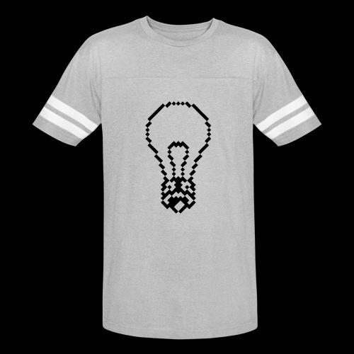 lightbulb by bmx3r - Vintage Sport T-Shirt