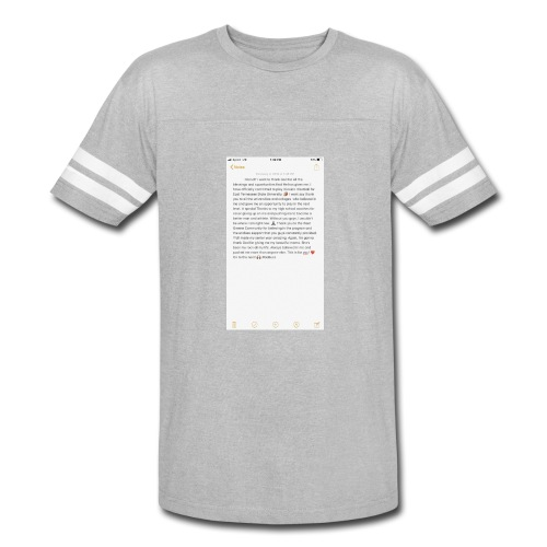 Text from a Football Commit - Vintage Sport T-Shirt
