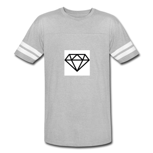 diamond outline 318 36534 - Vintage Sport T-Shirt