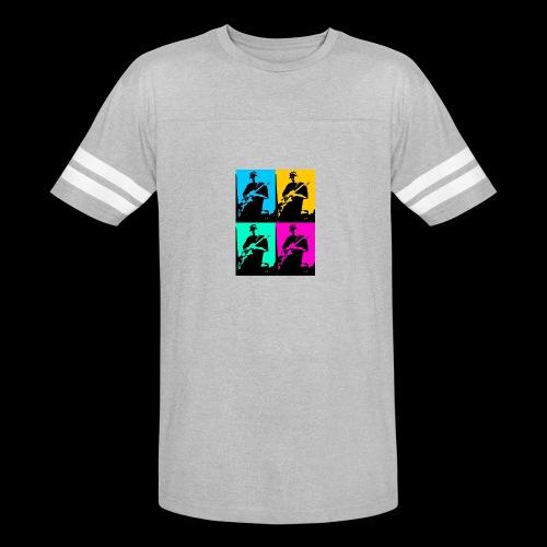 LGBT Support - Vintage Sport T-Shirt
