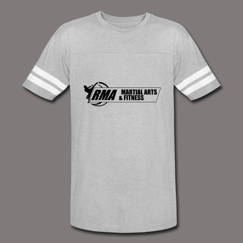 RMA-full-logo-Front-1clr- - Vintage Sport T-Shirt