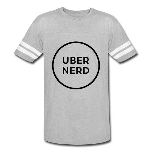 uber nerd logo - Vintage Sport T-Shirt