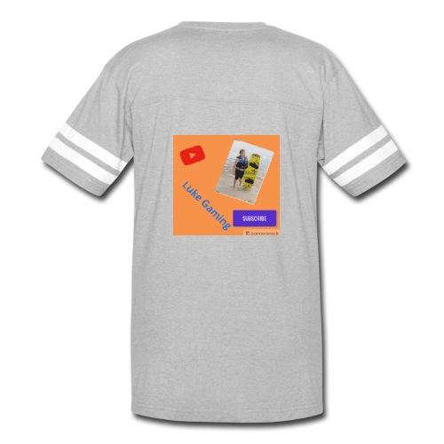 Luke Gaming T-Shirt - Vintage Sport T-Shirt