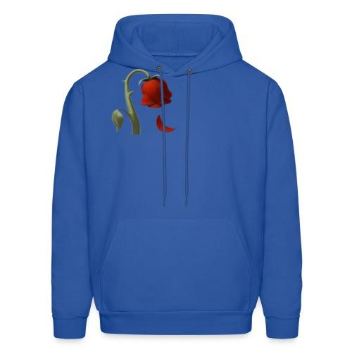 Dark Rose - Men's Hoodie