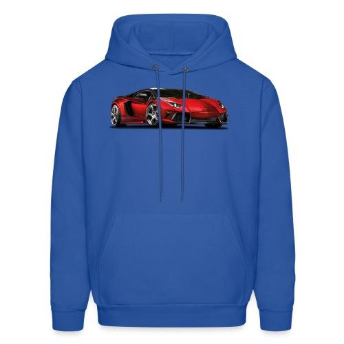 Dream Car - Men's Hoodie