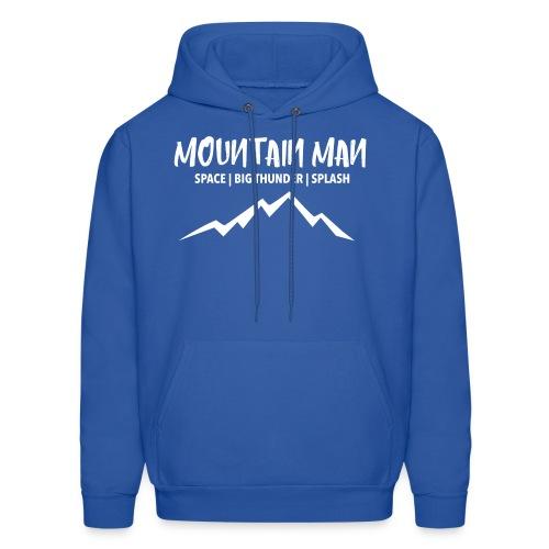 Mountain Man - Men's Hoodie