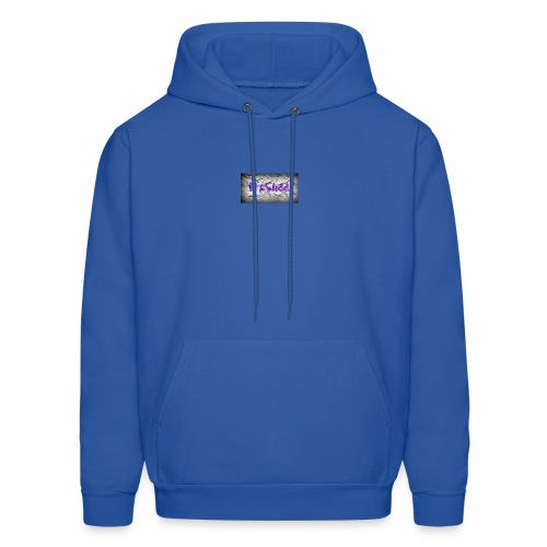 to much slidd - Men's Hoodie