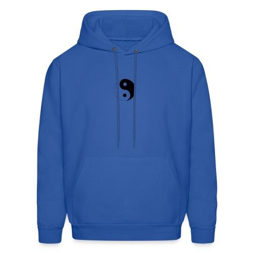 yin yang - Men's Hoodie