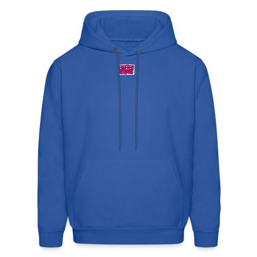 Pink Twitchgang Logo - Men's Hoodie