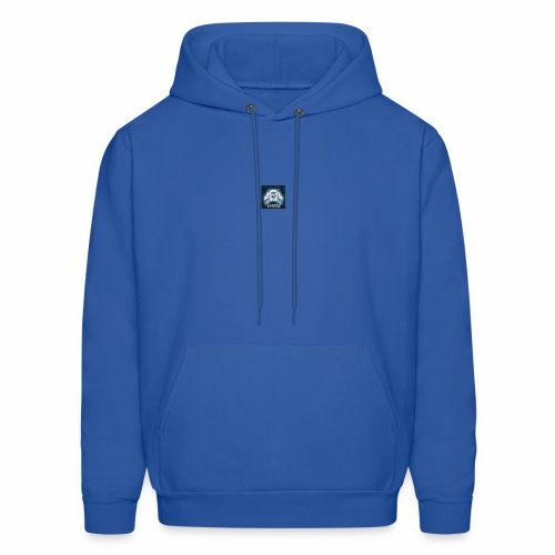 Freezy logo design - Men's Hoodie
