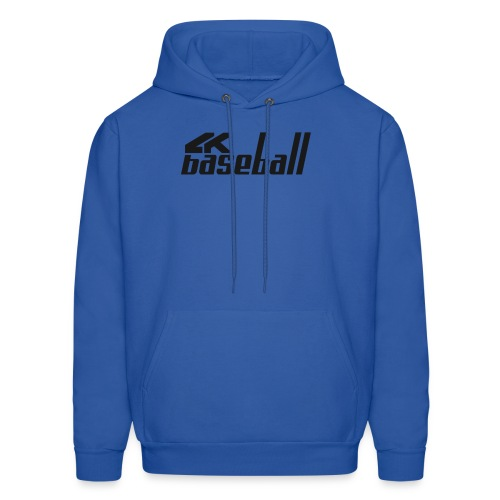 4kBaseball Official Logo - Men's Hoodie