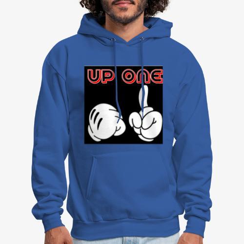 up one - Men's Hoodie