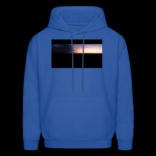 Storm and Dusk - Men's Hoodie