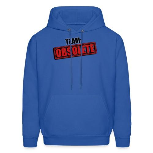 team obsolete trans - Men's Hoodie