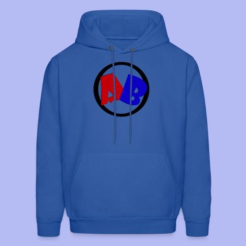 funda estilo logo del canal - Men's Hoodie