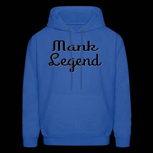 Mank Large Logo - Men's Hoodie
