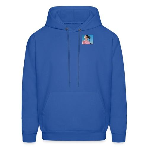 lil peep blue - Men's Hoodie