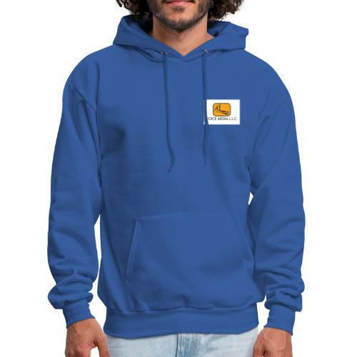 AL_Voice Media Logo - Men's Hoodie