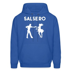 Salsero, Salsa, Latin dancing, bachata, mambo - Men's Hoodie