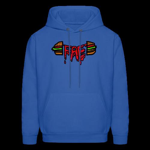 Fae logo - Burger - Men's Hoodie